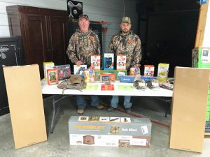 Youth Deer Prizes
