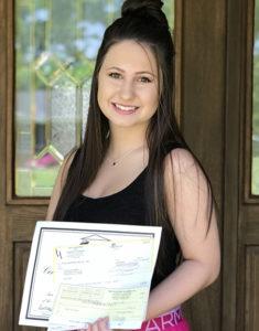 Scholarship Winner #2