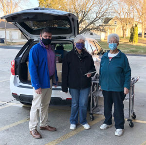 Steeleville Food Pantry Donation