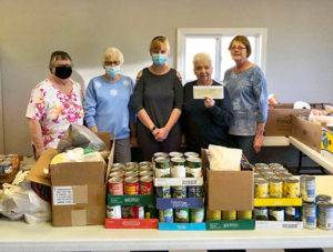 Trico Food Pantry Donation